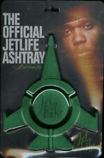 New! The OFFICIAL JETLIFE METAL ASHTRAY for CURREN$Y Rapper Rap Jet Life Limited