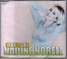 Nadine Norell- Wahnsinn cd maxi single