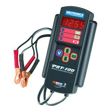 Midtronics Digital Battery/Charge Tester 8-17V 200-850 CCA Model PBT100