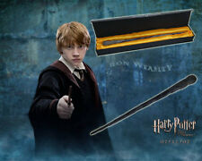 "14"" New In Box Harry Potter Ron Weasley Magical Magic PVC Wand Replica GIFT"