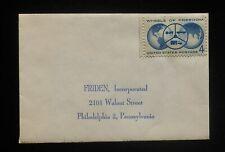 1960s Friden Incorporated 2101 Walnut Street Office Machines Philadelphia PA