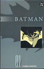 BATMAN VOLUMEN 01: AÑO UNO TAPA DURA EN ESPAÑOL EDICIÓN PLANETA DEAGOSTINI