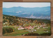 AK SOLLA (Bayern) - im herbstlichen Bayer. Wald / LUFTAUFNAHME / ca. 1984