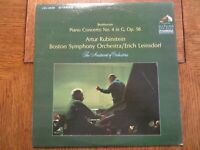 Rubinstein, Boston Symp. Orch., Leinsdorf – Beethoven Piano Concerto No. 4 In G