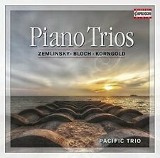 Zemlinsky, Bloch & Korngold: Piano Trios, New Music