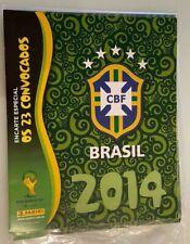 UPDATE BRAZIL WC WM 2014 EDITION PANINI BRAZIL