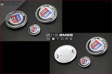 3 Pièces Logo Badge Embleme BMW Alpina E30 E36 M3 E60 M5 E63 E65 E66 Z3 Z4 X5 X3