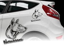 Aufkleber Thai Ridgeback  H425 Hundeaufkleber Wunschname Auto