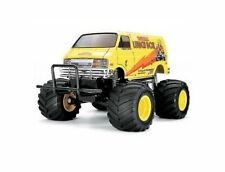 Tamiya Lunchbox 1/12 RC Monster Truck Van Kit 58347 With Tble02 ESC Cw-01
