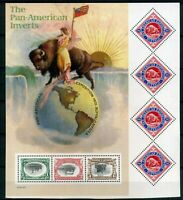 USA MiNr. Block 57 postfrisch MNH Amerikanische Geschichte (GF15697
