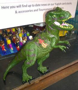 Jurassic World T-Rex Tyrannosaurus Rex Dinosaur action figure loose new
