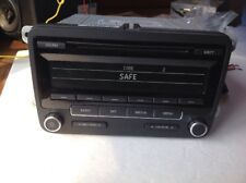 11 12 13 Vw Volkswagen Jetta Radio Cd Media Satellite 1K0035164C BS3 - BK