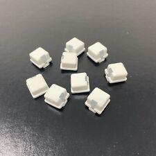 QTY 9 Savant LiteTouch Metropolitan Metro White Replacement Keypad Buttons