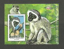 Namibia - Jahr des Affen Block 59 postfrisch 2004 Mi.1119