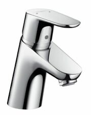Hansgrohe Deck Mounted Brass Bathroom Taps