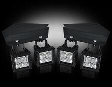 2010-2014 Ford F-150 SVT Raptor Recon White LED Driving Fog Lights Lamps Kit