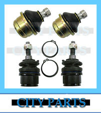 NEW FORD SX SY TERRITORY FRONT UPPER & LOWER BALL JOINTS KIT (set of 4)