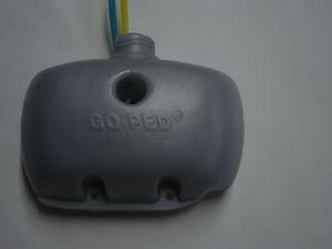 "New OEM Go-Ped GoPed 1 Liter Gas Tank w/11.5"" Fuel Lines  Fits Sport Models"