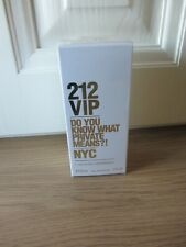 Carolina Herrera 212 VIP Eau de Parfum 30ml Spray For Her - FREE P&P