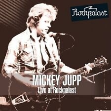 MICKEY JUPP - LIVE AT ROCKPALAST  CD + DVD  29 TRACKS  CLASSIC ROCK & POP  NEU