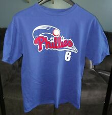 Philadelphia Phillies Ryan Howard T Shirt Mens Large