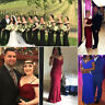 US Ever-Pretty Off-shoulder Long Bridesmaid Party Gown Formal Evening Prom Dress