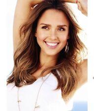 JESSICA ALBA - FANTASTIC SMILING HEADSHOT !!!