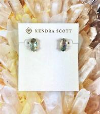 Abalone Gold Stud Earrings New Kendra Scott Betty