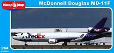 1/144 Mikromir McDonnell Douglas MD-11 FedEx/UPS/Lufthansa 144-023