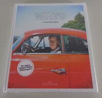 Libro Ilustrado Wr 70 Walter Röhrl - 70 Años 50 Años Motorsport