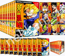 Dragonball Z: The Complete Uncut Series Season1-9 DVD English Dub US Seller New