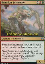 2x Zendikar Incarnate (Inkarnation Zendikars) Magic Origins Magic