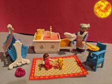 Playmobil 5313 Babyzimmer mit Nanny rosa Serie zum Nostalgie Puppenhaus 5300