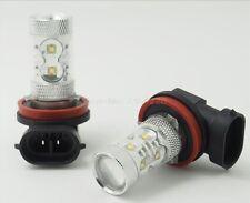 2x H11 OSRAM 12v 24v 50W LED fog lamp light drl daytime running light