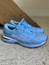 Used Women's ASICS Gel Kayano 25 Trainers/Shoes Blue UK Sz. 7
