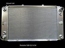 Radiador de Porsche 928
