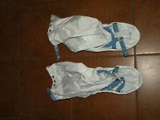 (1) Hi-Tec Garments Cleanroom Washable / Reusable Shoe / Boot Covers Medium