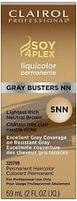 Clairol Professional Liquicolor, Lightest Rich Neutral Brown [5NN] 2 oz
