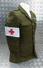Genuine Vintage Military Issue MMS Medical Service Red Cross Flash NEW RD2