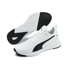 Puma Unisex Flyer Runner Sneakers Running Shoes 192257 White Black