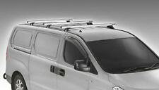 GENUINE HYUNDAI iLOAD & iMAX TQ  3 BAR COMMERCIAL ROOF RACKS SET 125KG LOAD RATE