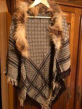 74427b553a0d Écharpes et châles foulards en fourrure pour femme   eBay