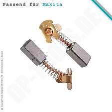 Kohlebürsten für Makita Akku-Schlagschrauber 6916 FD  4,9x5,9mm (CB-434)