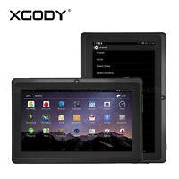 "XGODY Android 8.1 Oreo 8GB 7"" IPS Tablet PC WIFI HD Dual Camera Bluetooth T702"