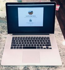 """Apple MacBook Pro 15""""(Mid-2015 MJLU2LL/A) - Core i7, 16G Ram, 1TB SSD, AMD M370X"""