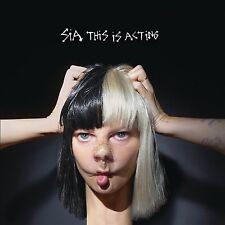 SIA : THIS IS ACTING   (LP Vinyl) sealed