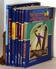 A Beka  Gr. 3 Readers  --7 Readers