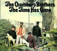 """CHAMBERS BROTHERS  """" The time has come + 4 """" Repertoire Digipack CD"""
