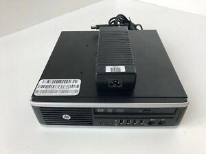 HP Compaq Elite 8000 SFF Intel C2Duo E7500 320GB 3GB Win10 Mwst.