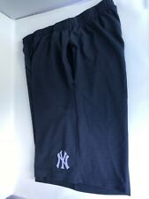 MLB Basketball Shorts Large NY Two Pockets NEW YORK Shorts